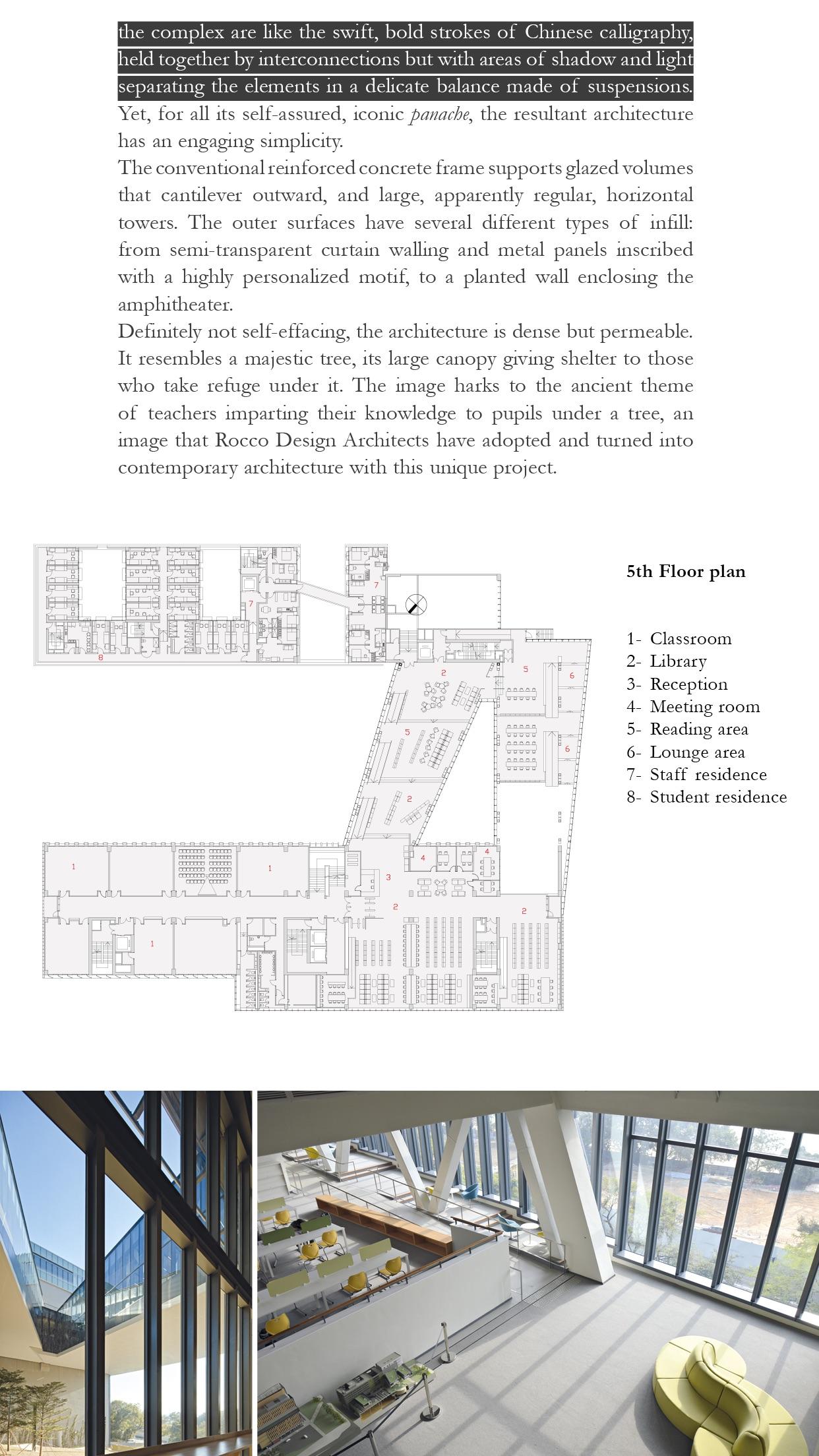 THE PLAN MAGAZINE Architecture in Detail Screenshot