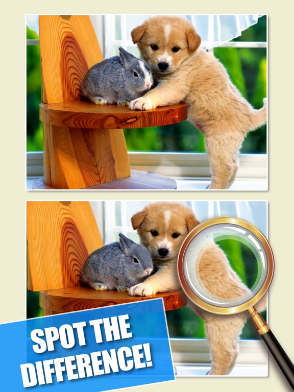 Spot the Difference HD - spot the differences in this photo hunt puzzle of hidden object games screenshot