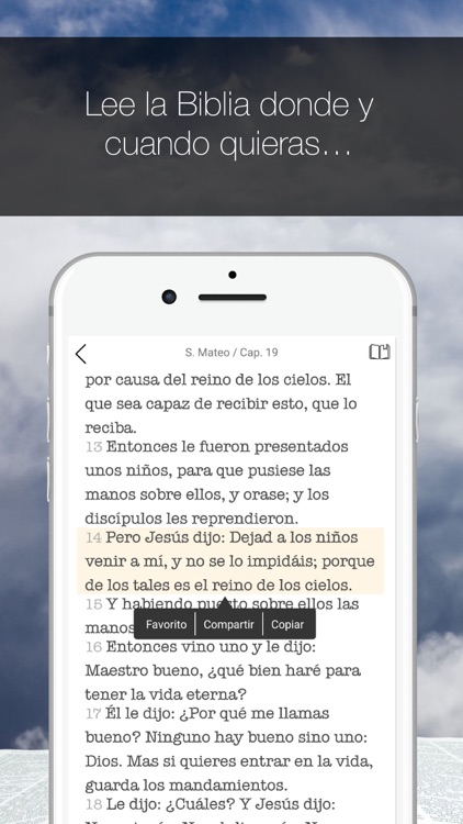 Biblia Versión Internacional screenshot-1