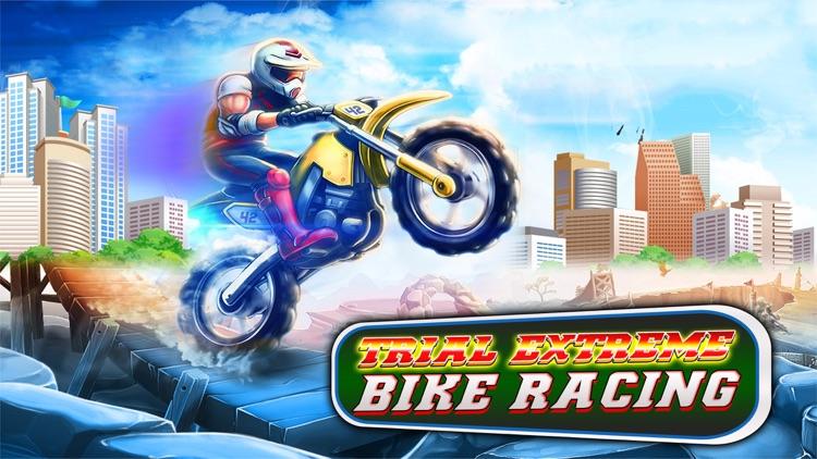 Trial Extreme Bike Racing app image