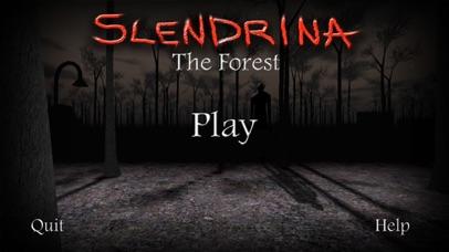 Slendrina: The Forest screenshot 1