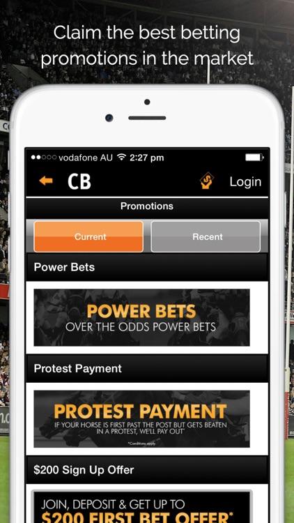 Centrebet Sports Betting screenshot-4