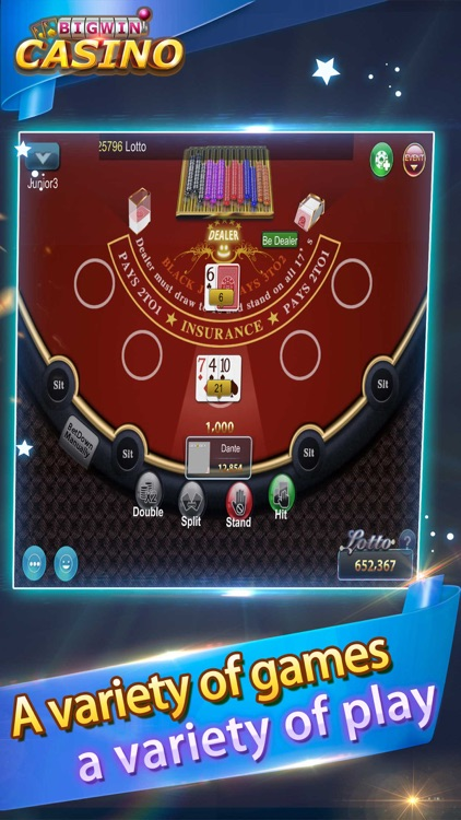 Blackjack Casino-Free card poker games