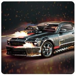 Death Racing Max Fury- Highway Traffic Race