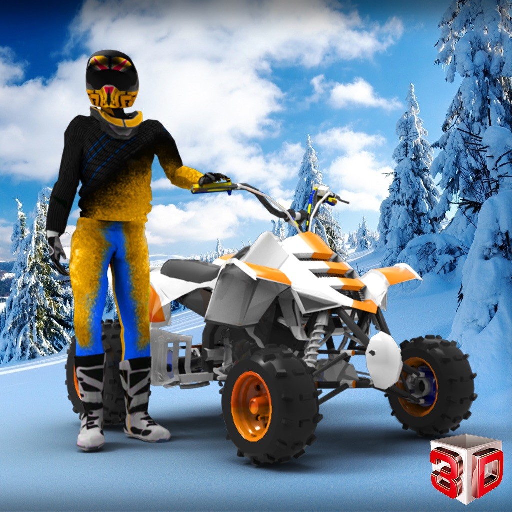 ATV Snow Quad Bike Motocross & Riding Sim Games hack