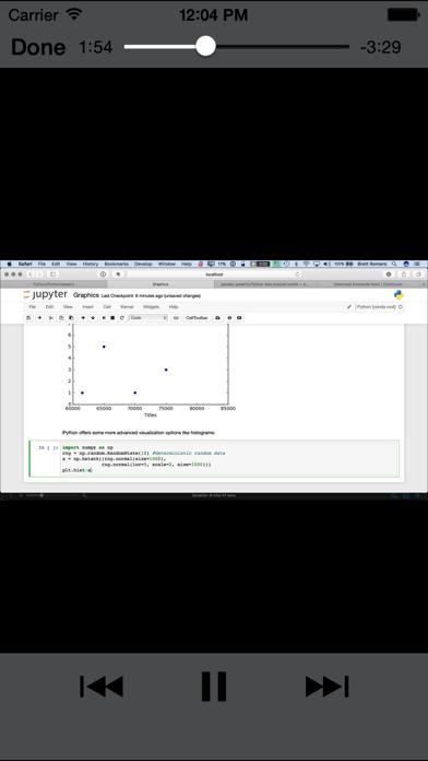 Learning iPython screenshot 5