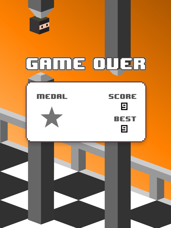 Ninja Jump Challenge for Watch screenshot 7
