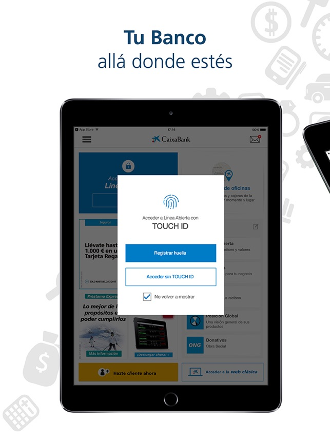 Caixabank para ipad on the app store for App para disenar muebles ipad