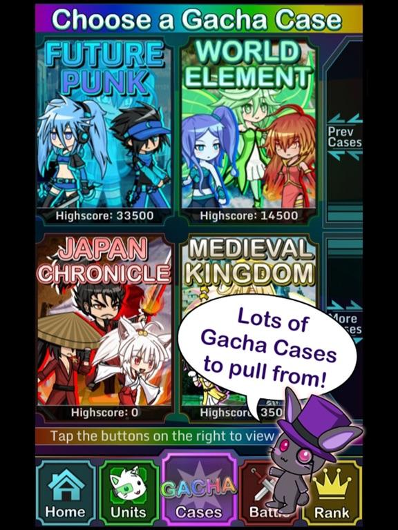 Anime Gacha! (Simulator & RPG) screenshot 7