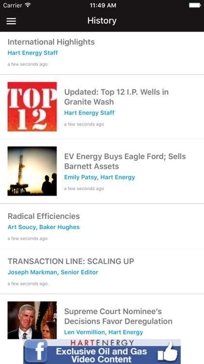 Hart Energy Breaking News screenshot-4