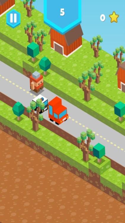 8 bit block runner : Map my Run roblox by Somboon Chaloemphon