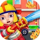 Пожарным Пожарно спасательные игра для детей icon