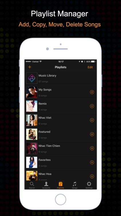 OneMusic - Music Player & Equalizer for Cloud screenshot-4