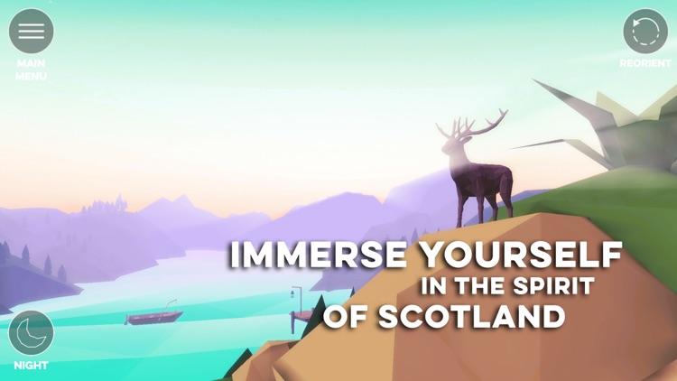 ScotlandVR – A Virtual Tour