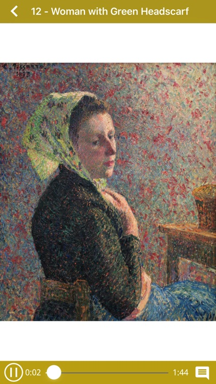 Pissarro in Eragny, Nature regained screenshot-4