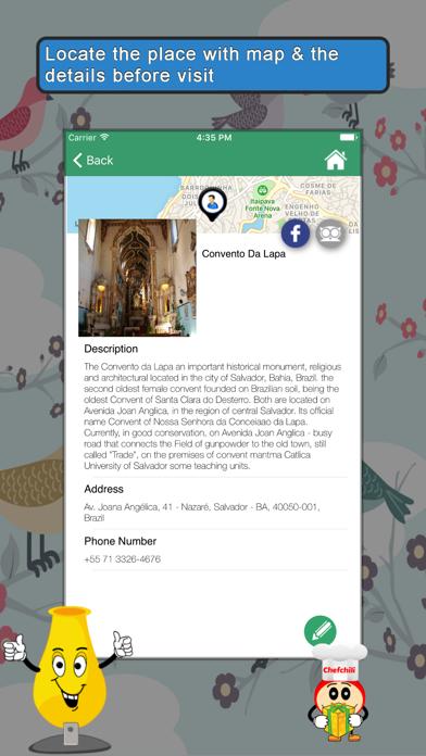 World Museums SMART Guide screenshot three