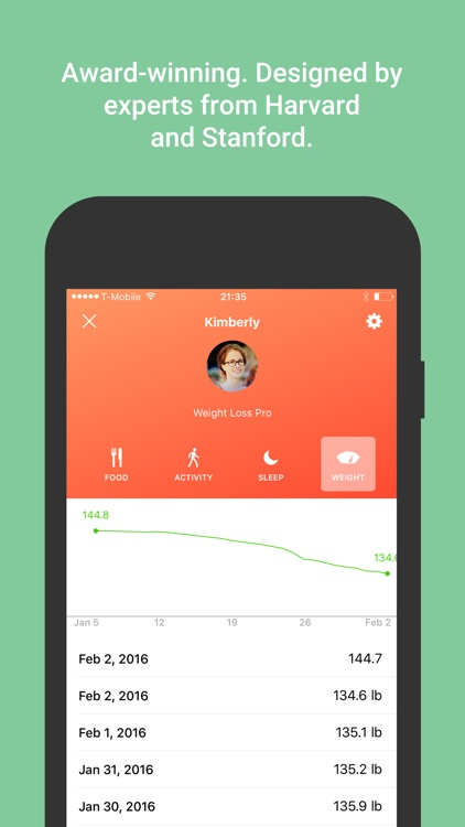 Lark - Personal Health & Weight Loss Coach