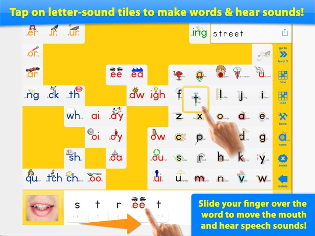 App Store Word Builder The Phonics Teaching Tool