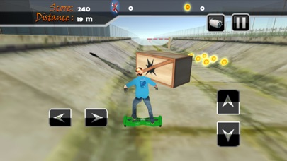 ホバーボード 真 スタント : 指 スケート ボード 3Dのおすすめ画像3