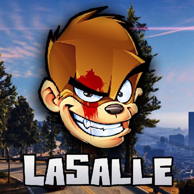 Lasalle dans l app store for Bureau youtubeur