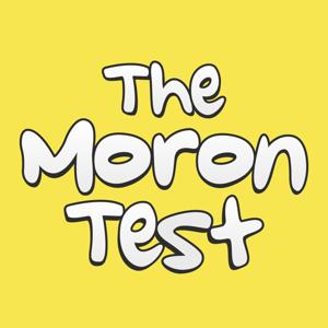The Moron Test Entertainment app