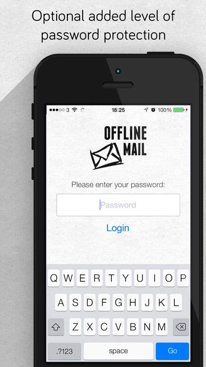 Offline Mail - your email offline with fast search screenshot-3