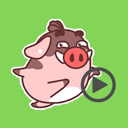 Funny Boar Animated