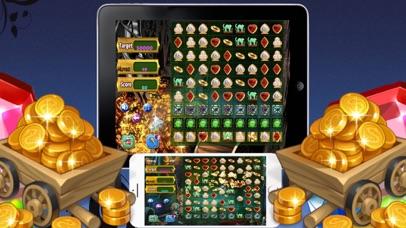 Mystery Of Hallow - Jewel Treasure Match screenshot 3
