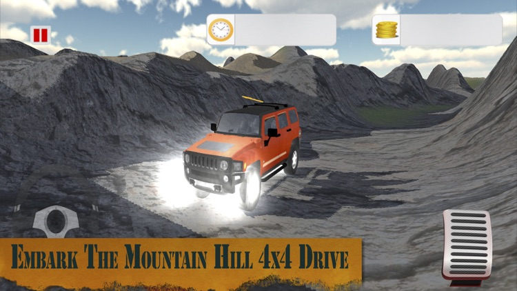 4x4 Offroad Rally : Extreme Mountain Drive