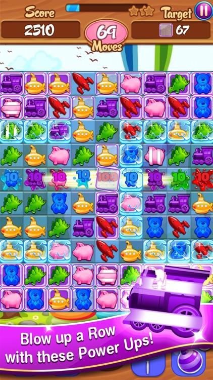 Toy Match 3: Blast Mania screenshot-3