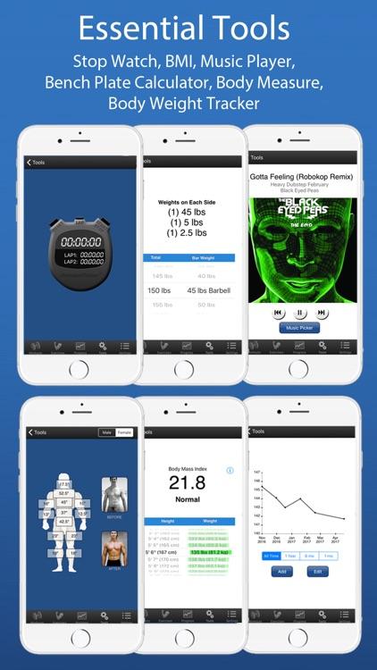 iPersonalTrainer Lite screenshot-4
