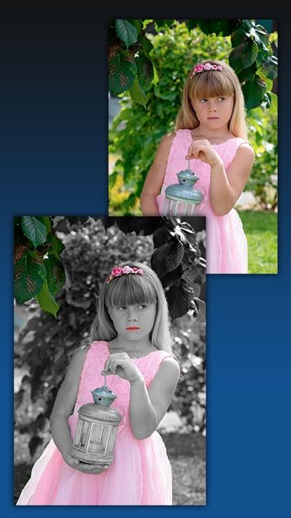 Color Splash effect – Black and white photo editor screenshot-3