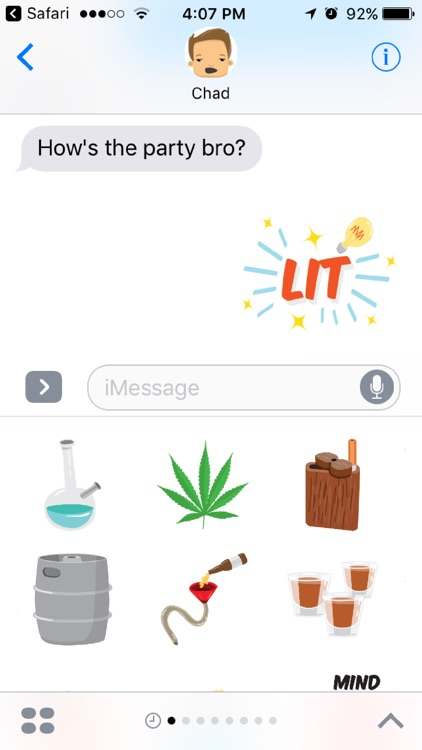 Bromoji - Bro Sports Jokes Funny Lines. screenshot-1