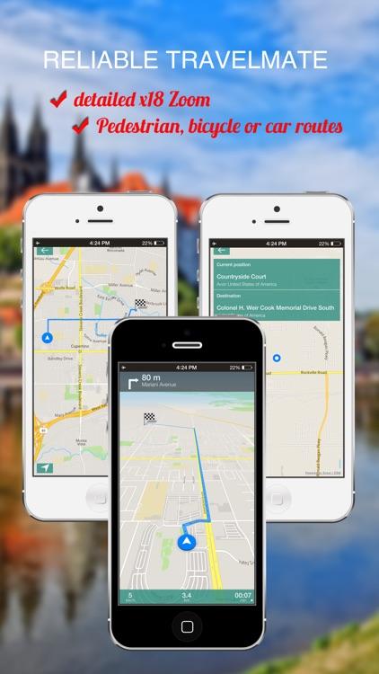 Israel : Offline GPS Navigation