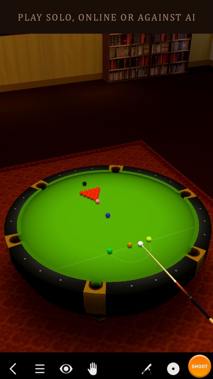 Pool Break 3D Billiards 8 Ball, 9 Ball, Snooker screenshot-0