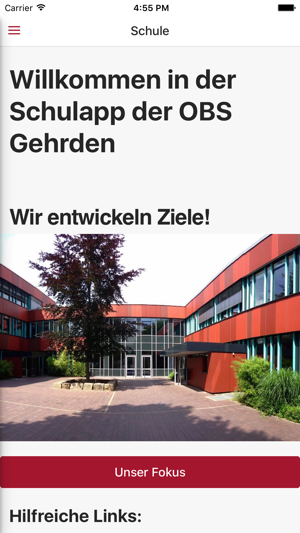 Obs Gehrden oberschule gehrden app on the app store