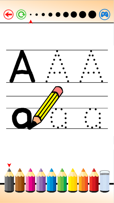 Writing Letters ABC and Coloring Animals for Kids