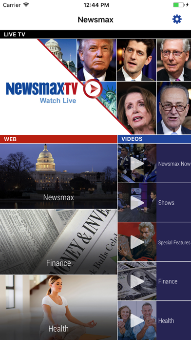 Download Newsmax TV & Web for Android