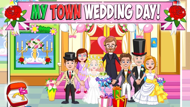 My Town : Wedding Day