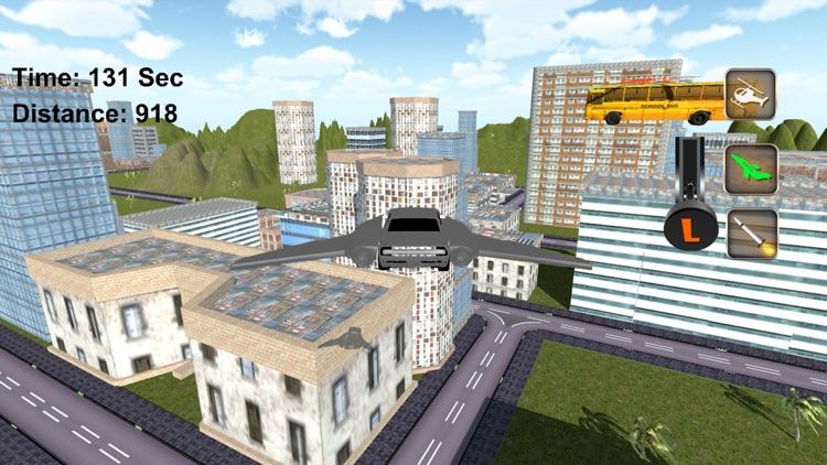 Super Flying Car Racing Games by Evolution Game: 3D Simulator