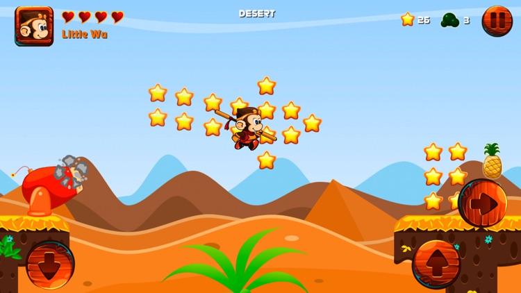 Monkey Kong Adventures: Saving World