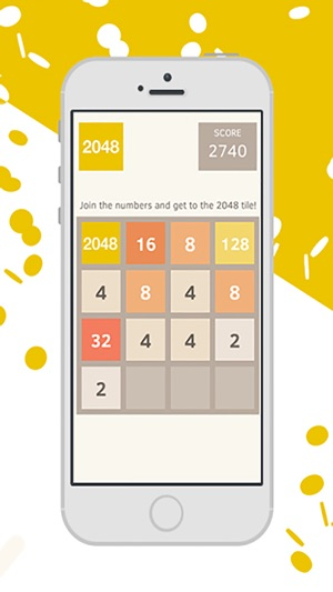 2048 : Top Free Puzzle Game on the App Store