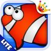 海洋 II - 记忆翻牌,贴纸,填色和音乐 - 游戏的孩子们-学习 儿童 绘画, 自由