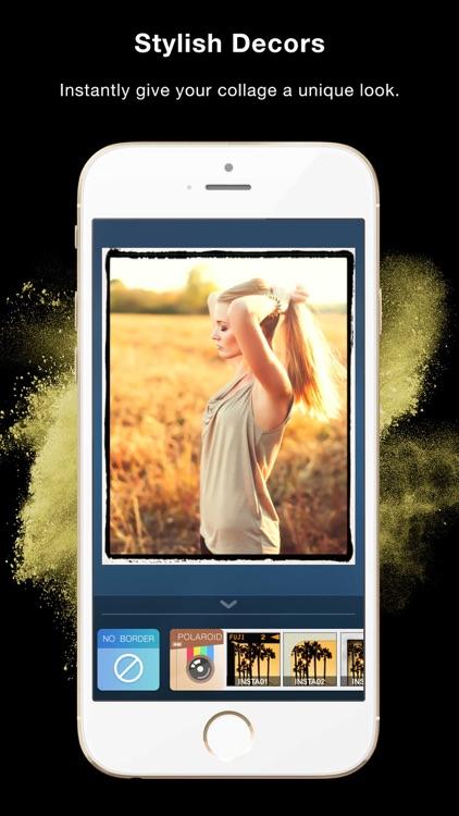 Framatic Pro - Photo Collage screenshot-3