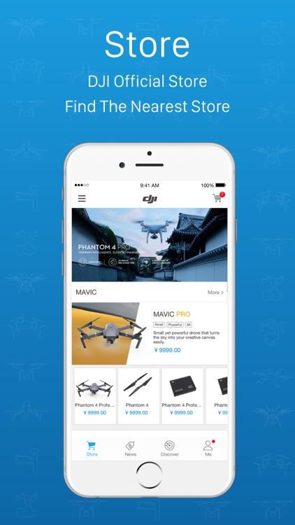 DJI Store – Get Deals / News