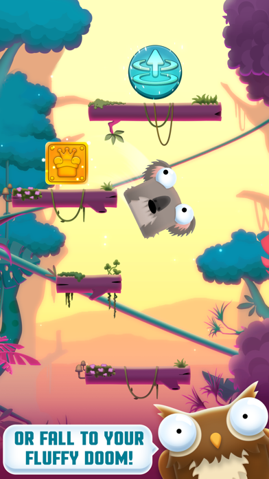 Fluffy Jump screenshot 3