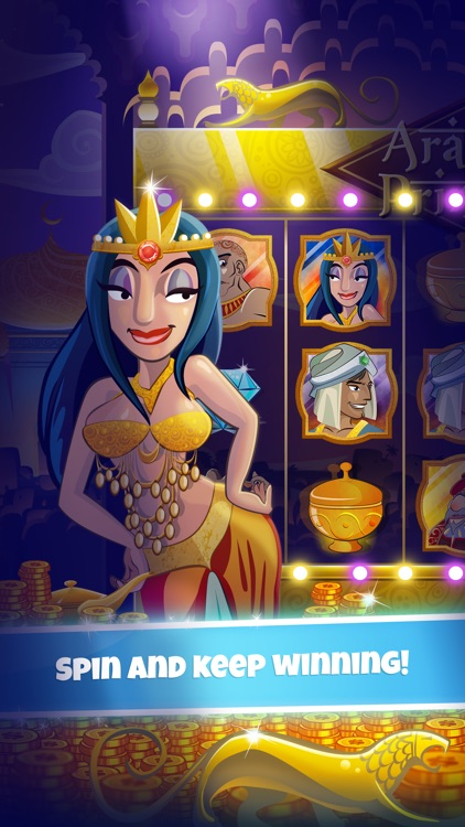 Loco Slots by Playspace screenshot-4