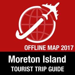 Moreton Island Tourist Guide + Offline Map