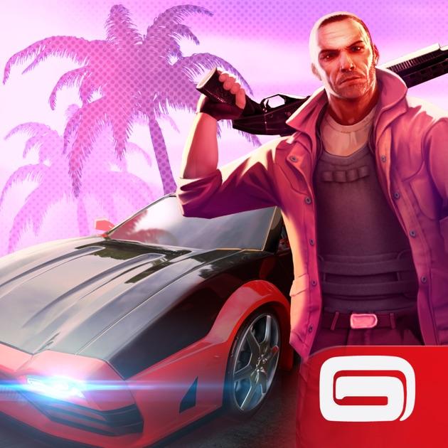 Gangstar Vegas on the App Store | 630 x 630 jpeg 91kB
