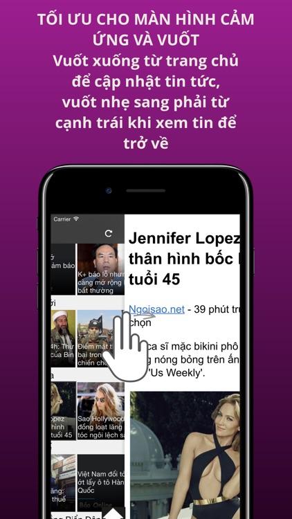 Báo Mới Online Full - Đọc Tin Tức, Tin Mới 24h screenshot-4